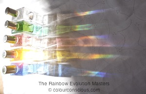 Rainbow Masters - Colour &amp; Life